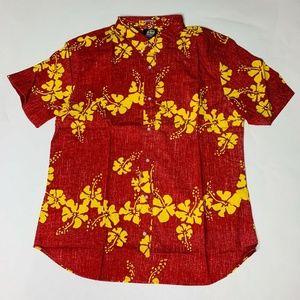 Reyn Spooner Mens Hawaian Shirt Size XXL 50th New